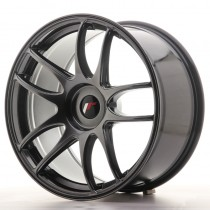 Japan Racing JR29 18x9,5 blank hyper black