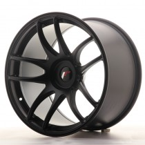 Japan Racing JR29 17x7 blank matt black