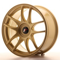 Japan Racing JR29 18x9,5 blank gold