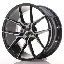 Japan Racing JR30 18x8,5 blank brushed