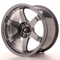 Japan Racing JR3 15x8 hyper black