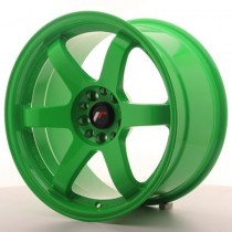 Japan Racing JR3 16x8 green