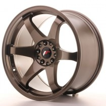 Japan Racing JR3 18x9 blank bronze