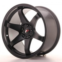 Japan Racing JR3 17x9 matt black