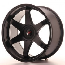 Japan Racing JR3 18x9 blank matt black