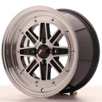Japan Racing JR31 15x7,5 black machined