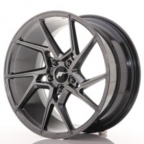 "Japan Racing JR33 19"" ET35 hyper black"