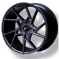 Japan Racing JR33 19x8,5 blank black glossy