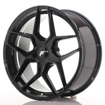 Japan Racing JR34 20x10 blank glossy black