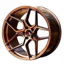Japan Racing JR34 20x10,5 blank bronze