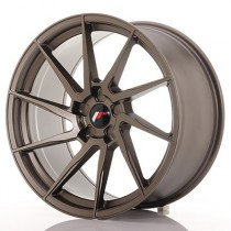 Japan Racing JR36 18x8 blank matt bronze