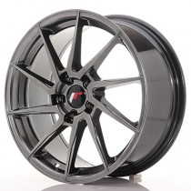 Japan Racing JR36 18x8 hyper black