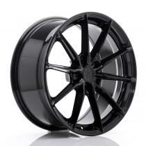 Japan Racing JR37 20x9 blank glossy black