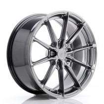 Japan Racing JR37 20x10 blank hyper black