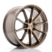 Japan Racing JR37 20x9 blank platinum bronze