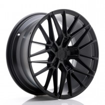 Japan Racing JR38 18x9 blank matt black