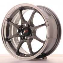 Japan Racing JR5 15x7 gun metal