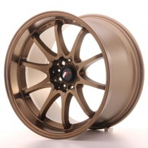 Japan Racing JR5 15x7 bronze