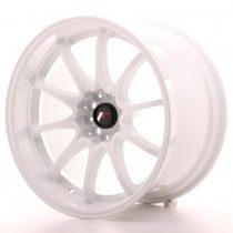 Japan Racing JR5 15x7 white