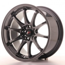 Japan Racing JR5 18x8 hyper black