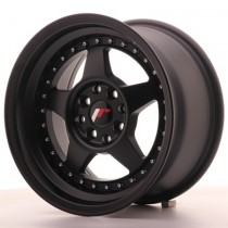 Japan Racing JR6 17x9 Blank matt black