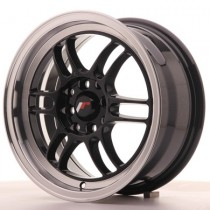 Japanese Racing JR7 15x7 gloss black