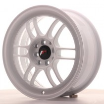Japan Racing JR7 15x7 white