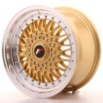 Japan Racing JR9 16x8 gold