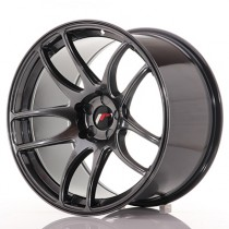 Japan Racing JR29 19x11 blank hyper black
