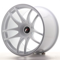 Japan racing JR29 19x8,5 blank white