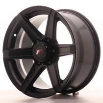 Japan Racing JRX6 18x9 matt black