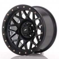 Japan Racing JRX8 17x9 black matt