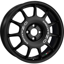 OZ Leggenda 17x7 Matt Black