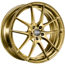 OZ Leggera HLT 17x8 Race Gold