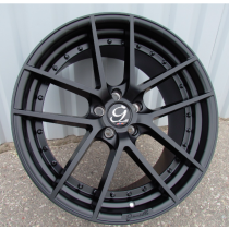 Racing Line RLLU959 black 20x10 5x120 ET20 72,6