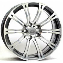WSP Italy M3 Luxor 19x8,5 anthracite polished