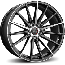 Momo RF-05 19x9,5 matt anthracite polished