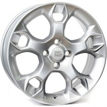 WSP Italy Neive 18x7,5 5x108 ET52,5 63,4 silver