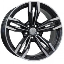 WSP Italy Orione 19x8 5x112 ET47 66,5 anthracite polished