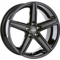 Oxigin 18 Concave Black 20x12