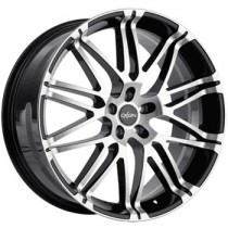 Oxigin 14 Oxrock Black Full Polish 20x11