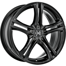 OZ X5B 19x8 Matt Black