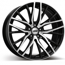 AEZ Panama dark 20x10 polished gunmetal