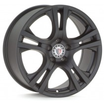 Platin PL53 15x6,5 black matt