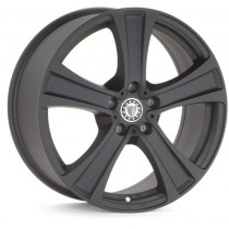 Platin PL56 16x7,5 black matt