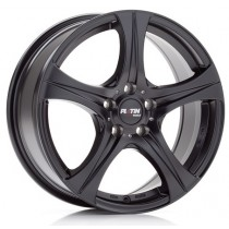 Platin PL68 16x6,5 black matt