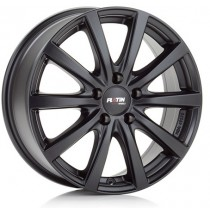 Platin PL69 16x6,5 black matt