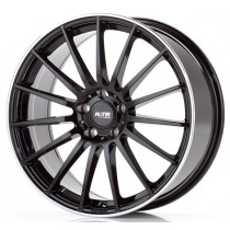 Platin PL75 19x8,5 Black Polished