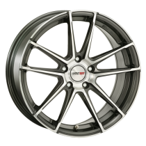 Motec Radical 20x10,5 Dark Grey polish