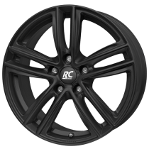 Brock RC27 19x8 black matt